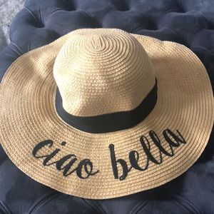 Ciao Bella floppy hat
